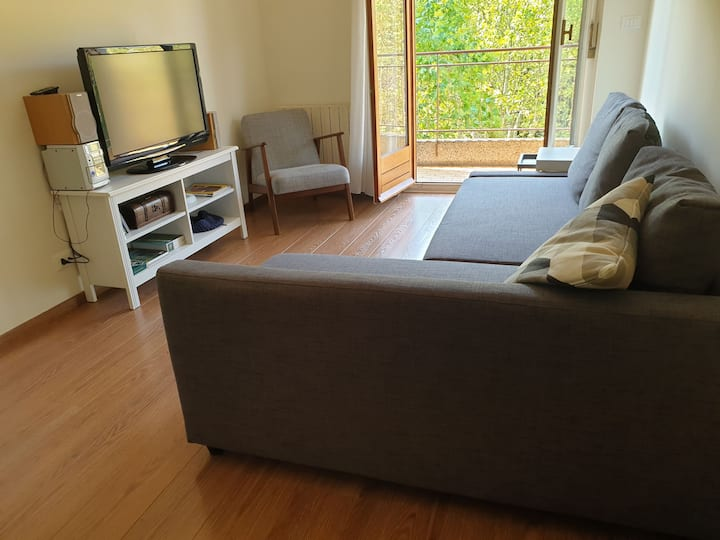 Comfortable flat for your days in Triest