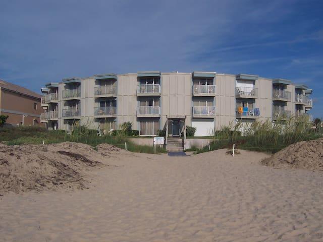 86 Steps to the Beach