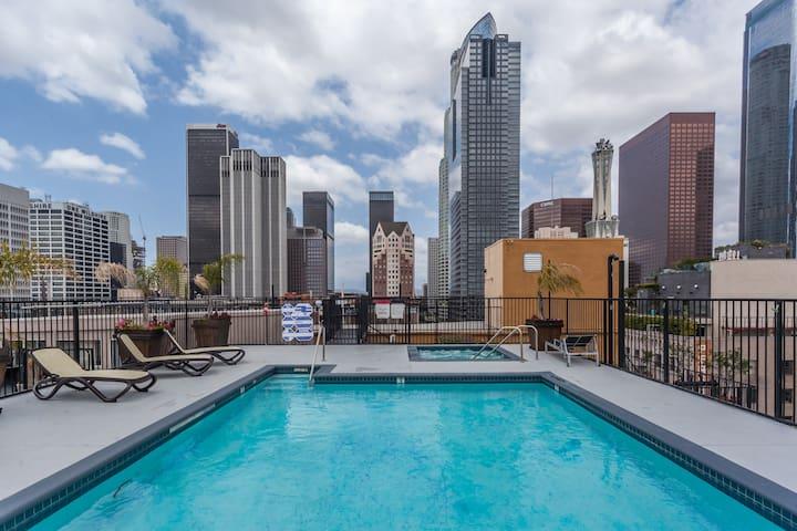 The Urban | Best Indoor Downtown Loft Living