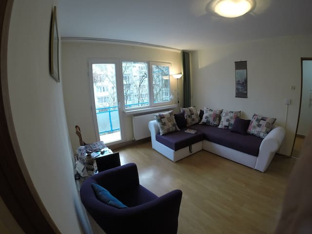 Center close - Quiet comfy  home - Timișoara - Apartamento