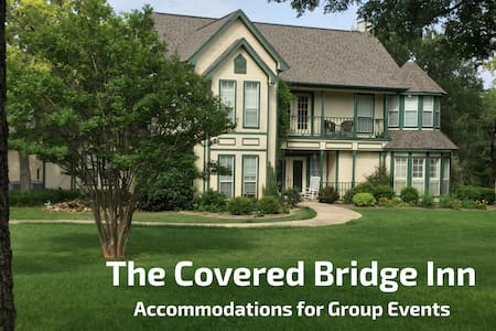 The Covered Bridge Inn - Retreat - Weatherford