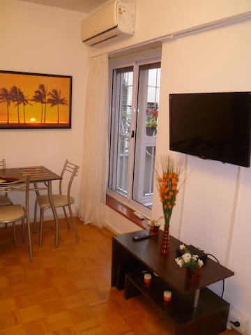 NICE AND COZY APART IN RECOLETA BUENOS AIRES - Buenos Aires - Appartement
