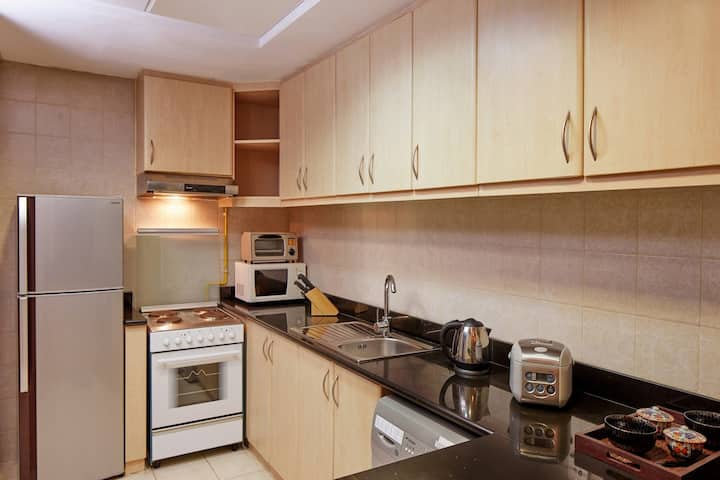 Fivestar Apartment Deluxe One Bedroom At Dubai