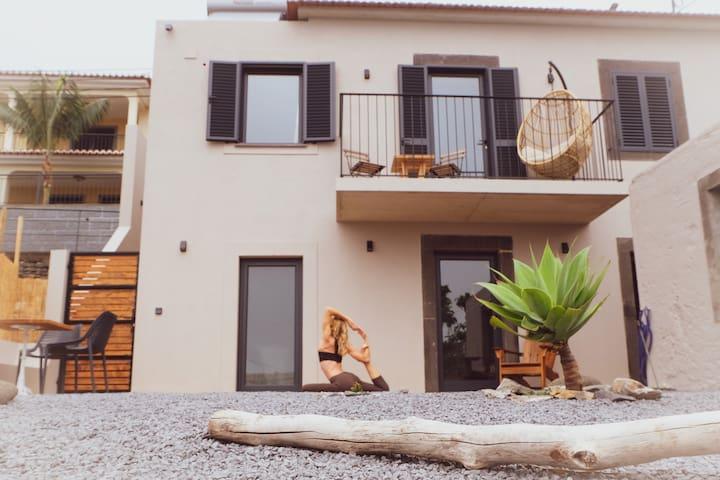 Casa Minami Eco Guesthouse in Ponta do Sol
