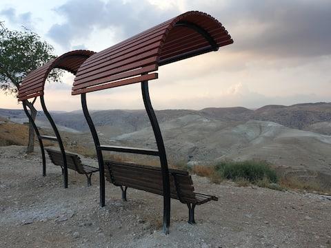 Sofer's  Desert Paradise אירוח במדבר