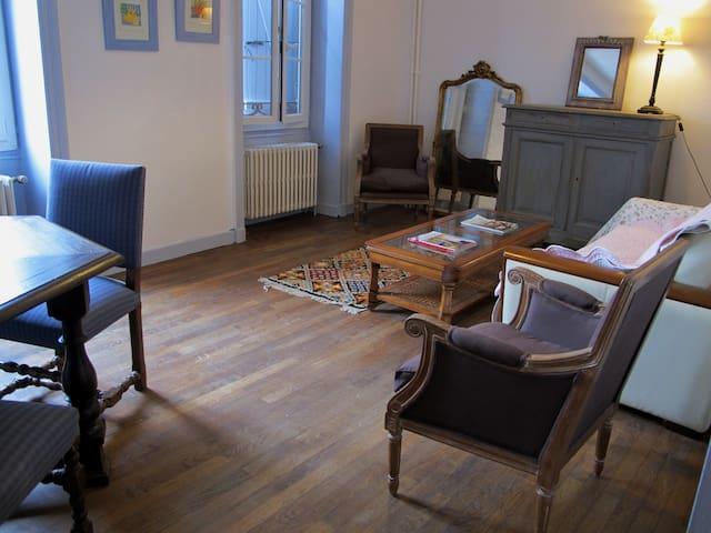 La  PETIT E ESCALE - Montalieu-Vercieu - Apartamento