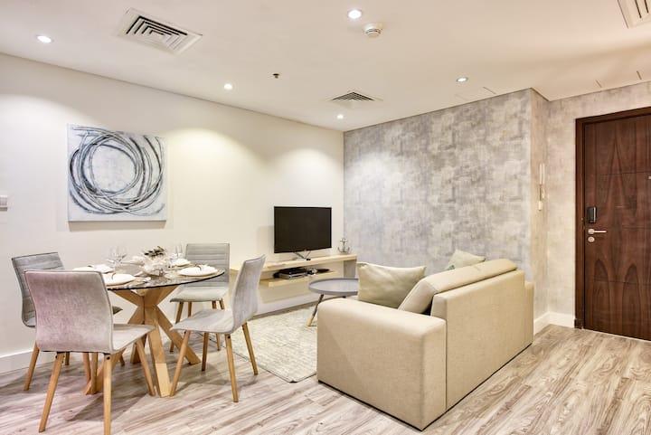Dubai Marina Luxury Studio
