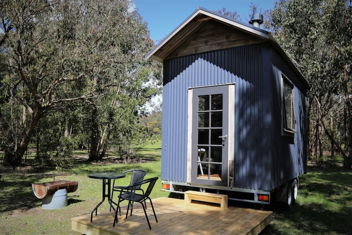 Geelong Manna Gum Tiny House