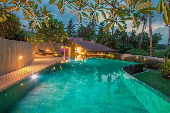 Oryza private  luxury retreat in Bali
