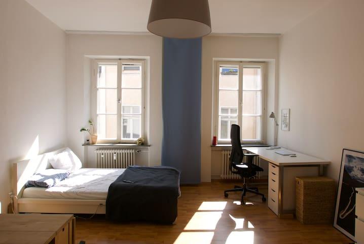 1-Zimmerwohnung in Altstadt-Toplage