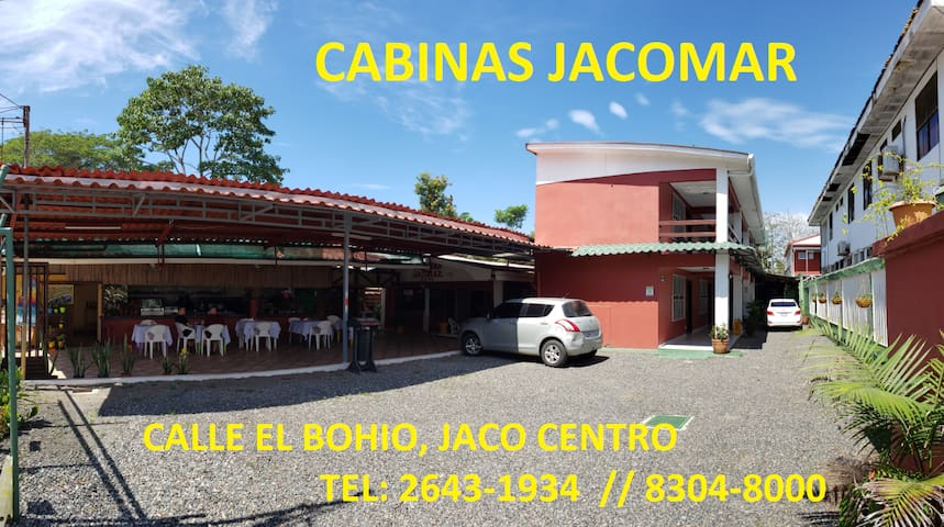 Hostel Cabinas Jacomar
