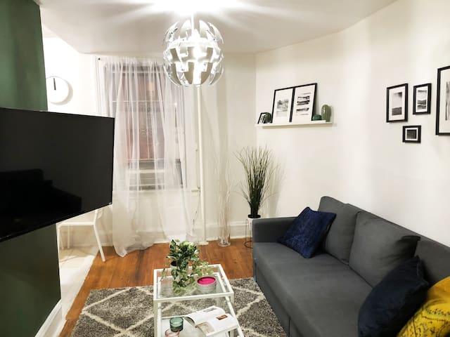 Bright Modern Chic & Clean East Village APT