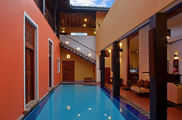 Deluxe Double - Vista Villa Capers - Colombo - Villa