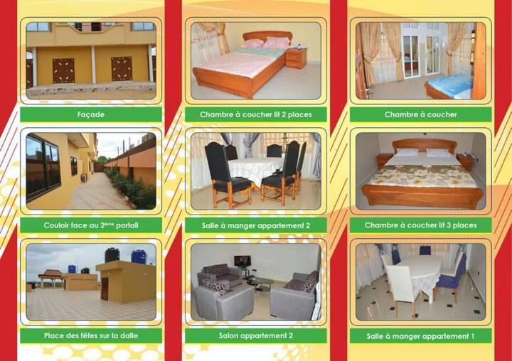 Appartements offrant une sécurité absolue