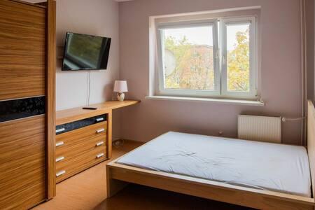 Mieszkanie 3pokojowe, świetna lokalizacja Borek