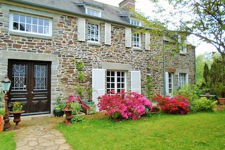 Basse Normandie  Mont st Michel 35 min - Saint-Hilaire-du-Harcouët - Huis