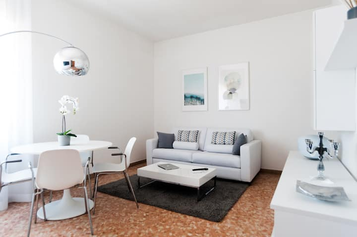 Appartamento rifinito e spazioso