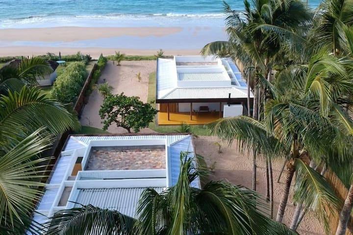 Casas do Cupe - Conforto e Design Beira Mar
