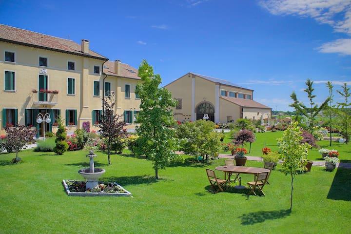 Appartamento con piscina a Rovigo - Fenil del Turco - Appartement