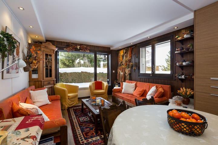 Cozy, Renovated + Garden & short walk to cable car