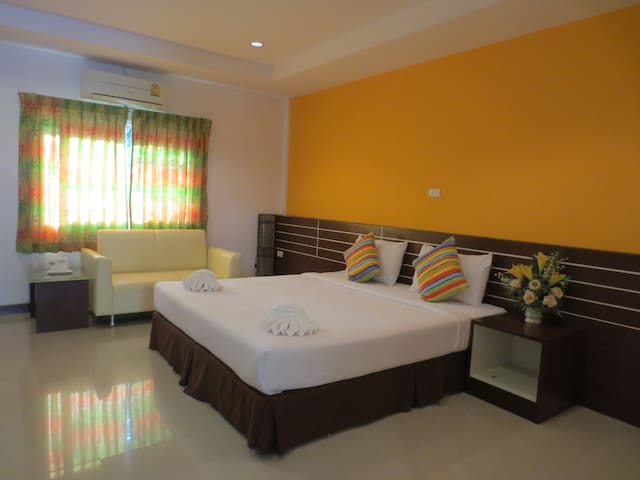 Pear Krabi room B3 - Krabi - House