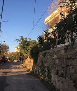 Sunny and quiet house in Hadath - Baabda - Huoneisto