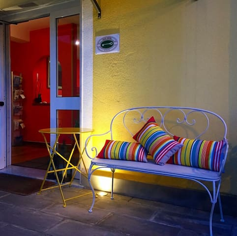 Oasi Boutique Hotel, an oasis of peace downtown