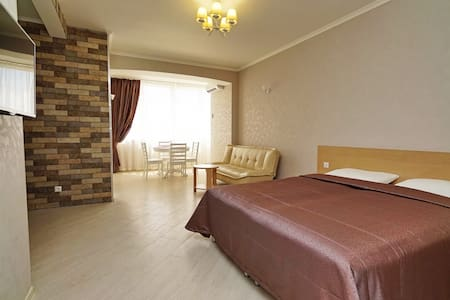 Апартаменты-первый этаж - Olginka