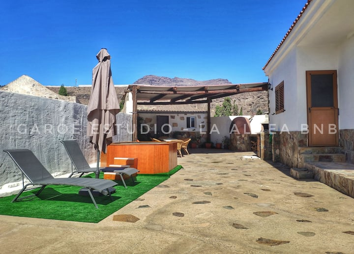 Villa El Convento II- Céntrica con Jacuzzi PRIVADO