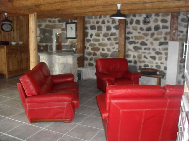 """"""" Au pied du Chapelas"""" Ardeche vert - Saint-Étienne-de-Lugdarès"""