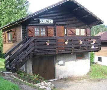 chalet à la montagne - Saint-Maurice-sur-Moselle