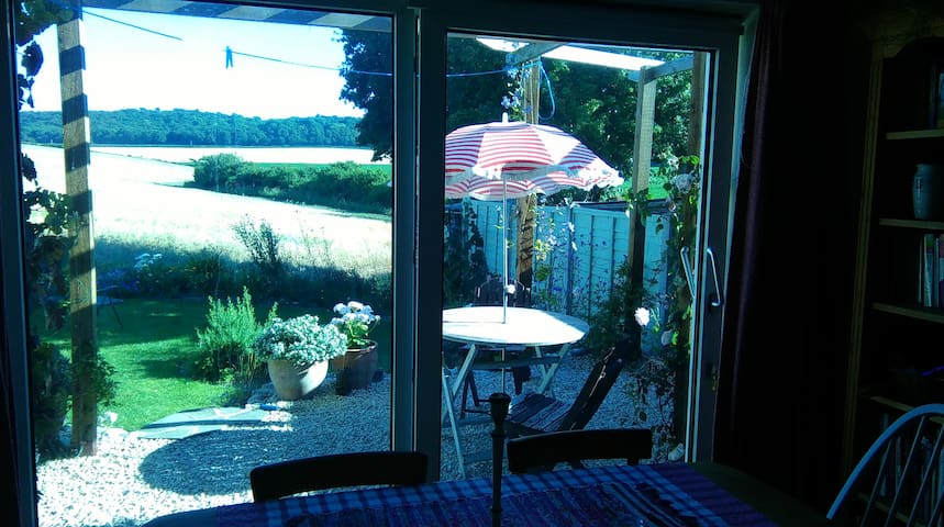 Peaceful place, beautiful views, cosy home for 2. - Norfolk - House