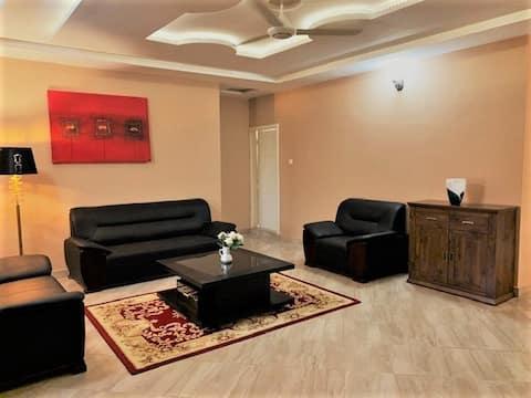 Brand-new Fully-Furnished Banjul Apartment
