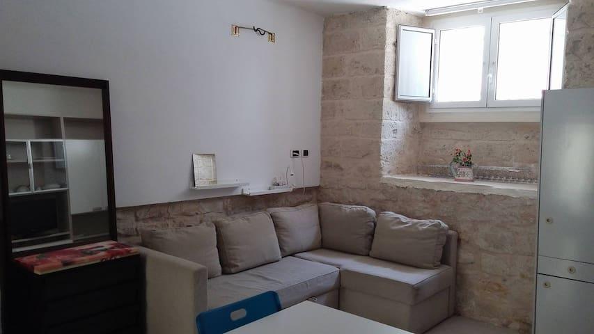 Monolocale con accesso indipendente - Bari - Apartamento