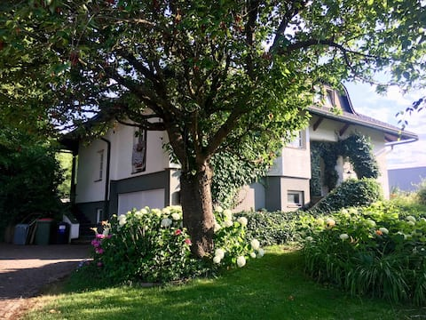 Country House hangulat Moosburgban