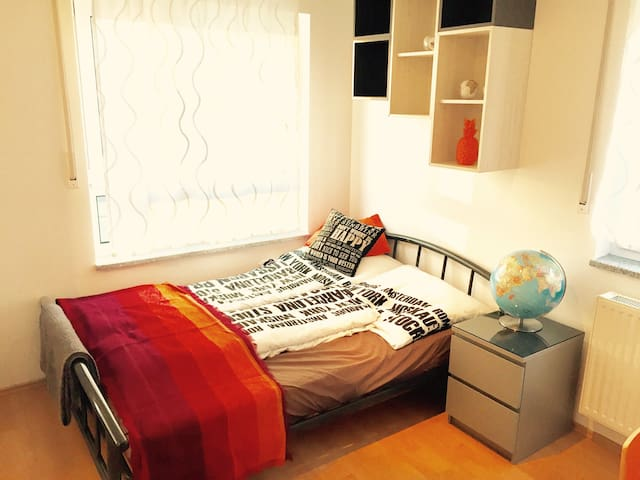 Guestroom near Airport and Subway - Nürnberg - Apartment