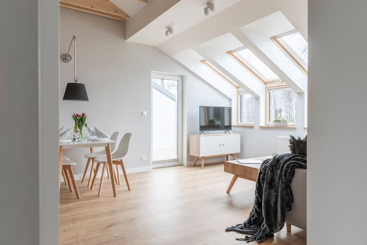 Apartament z balkonem 14