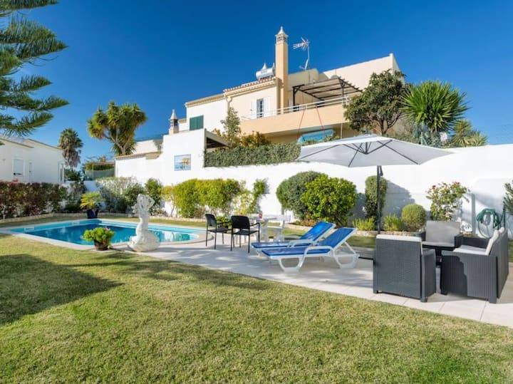 "PRIVATE VILLA ""GLAMOUR"" WITH POOL, Pêra, Algarve"