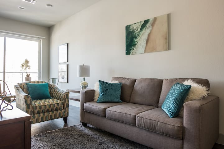 Heart of Uptown | Near Dining + Entertainment 1BR