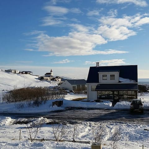 Twin room - Vik - Bed & Breakfast