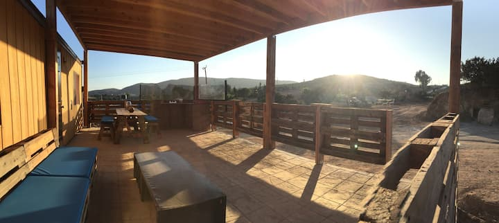 Casa de campo Berilio