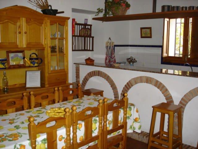 """Molina de Mesías """"Casa Rural"""""""