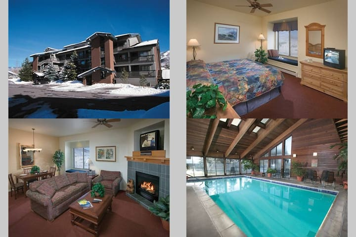 1 Bed Wyndham Steamboat Springs - Steamboat Springs - Appartement