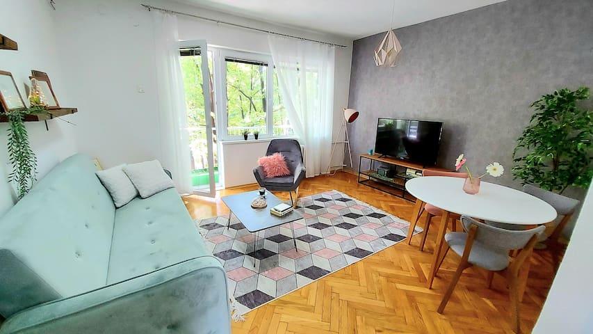 Inner City Apartment in the heart of Skopje