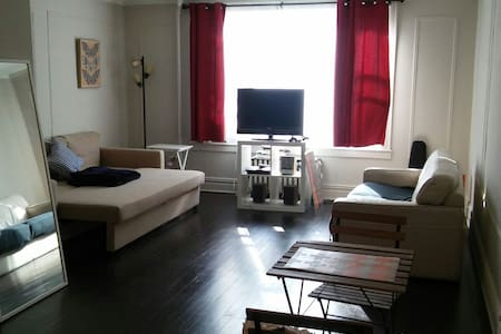 Spacious Bedroom in Renovated Apartment- Astoria