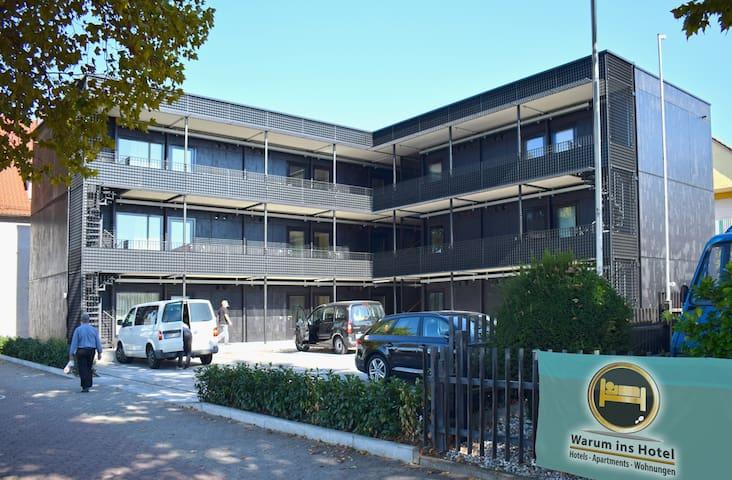 Boardinghouse Heilbronn