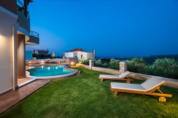 DskVillas-Stellina,full privacy and stunning view!