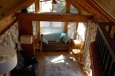 Waterfront Comfy Country Cabin - Kearney - Cabane