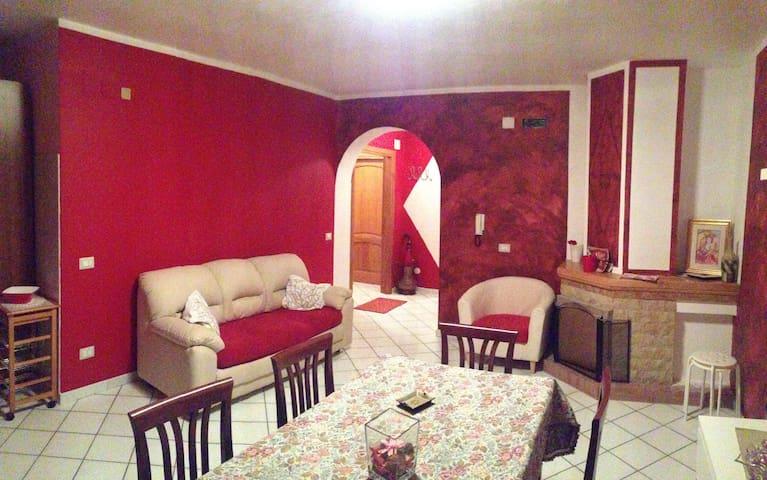 Appartamento Pier - Casaletto Spartano - Apartemen