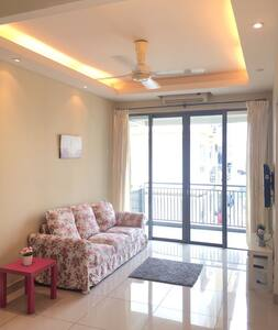 4pax 2bedroom type D'alamanda - Kuala Lumpur